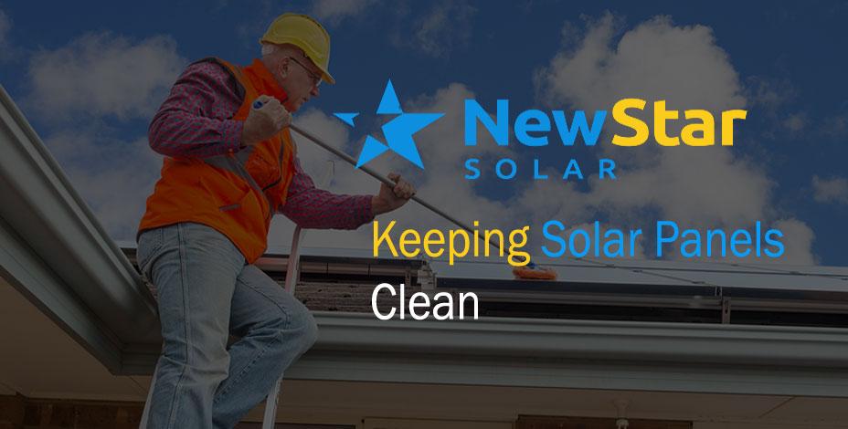 Clean-Solar-Panels